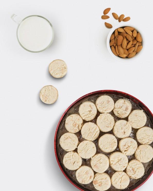 Almond Cookies  杏仁饼