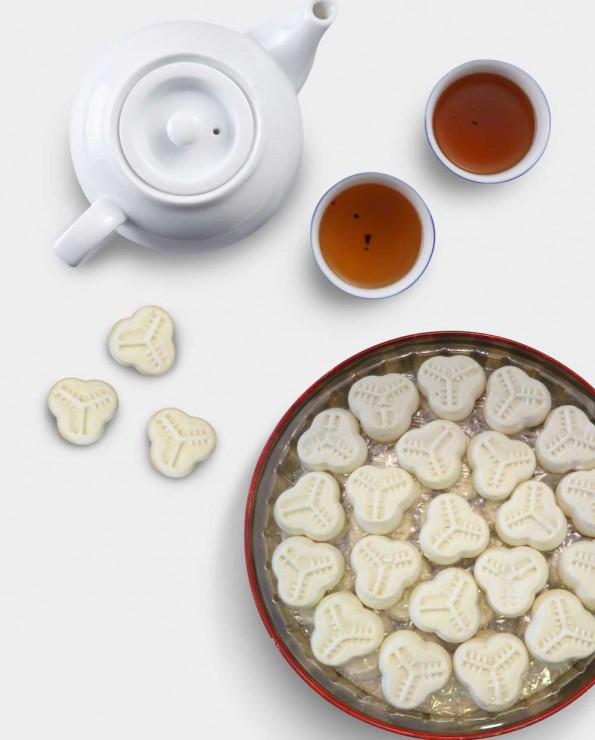 Kueh Bangkit 椰子饼